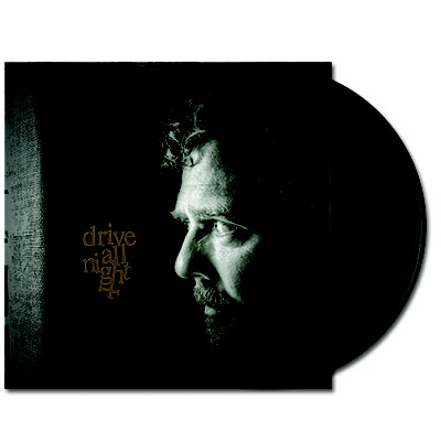 anti-records - Drive All Night EP - 12""