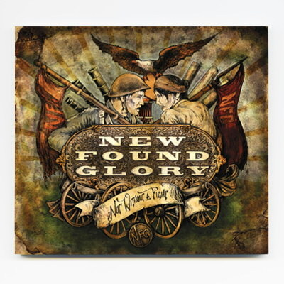New Found Glory - Not Without A Fight - CD