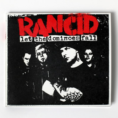 rancid - Let The Dominoes Fall CD