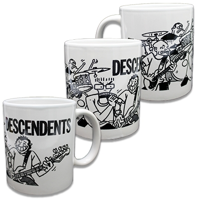 epitaph-records - Live Cartoon - Mug