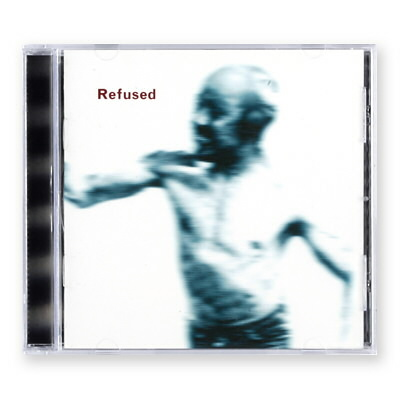 Refused - Songs To Fan The Flames Of Discontent - CD