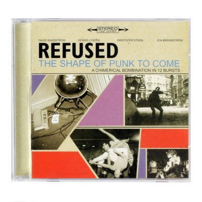 Refused - The Shape of Punk To Come - CD