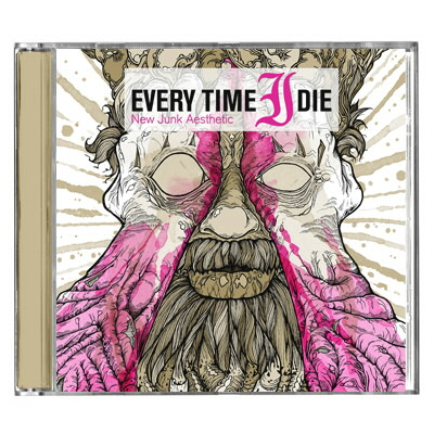 Every Time I Die - New Junk Aesthetic CD