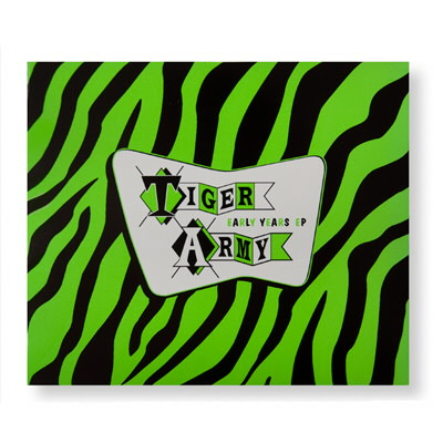 Tiger Army - The Early Years EP - CD