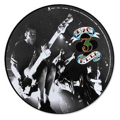 H2O - F.T.T.W Picture Disc LP
