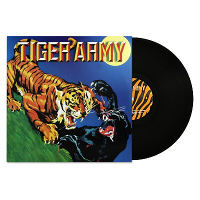 Tiger Army - Tiger Army S/T LP