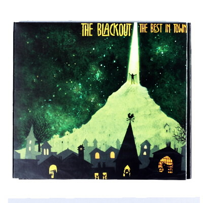 The Blackout - The Best In Town - CD
