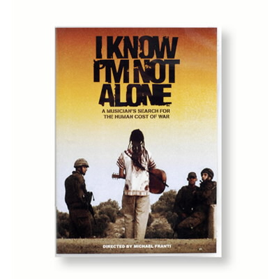 Michael Franti & Spearhead - I Know I'm Not Alone DVD