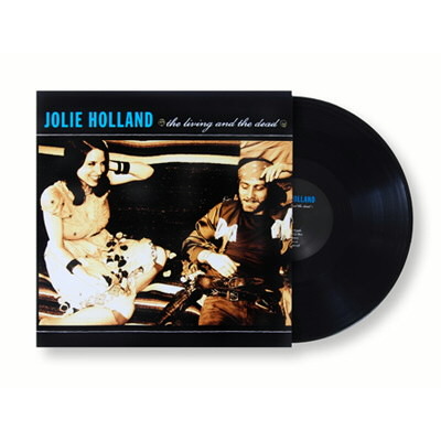 Jolie Holland - The Living And The Dead - LP