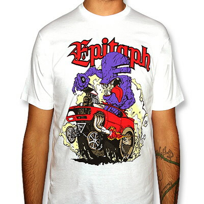 Epitaph - Hot Rod Eggbert Shirt