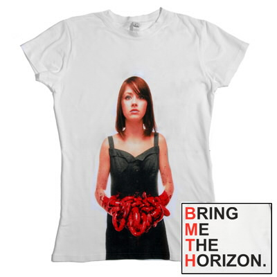 Bring Me The Horizon - Suicide Season Girlie Shirt