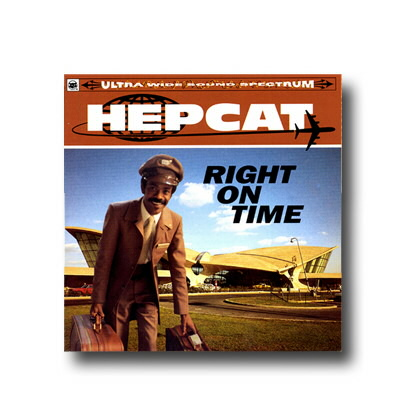 Hepcat - Right On Time CD