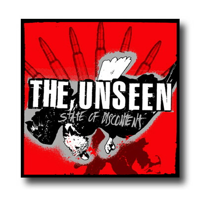 The Unseen - State Of Discontent CD