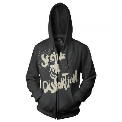 Social Distortion - X'd Eye Guy Ness Hoodie (Black)