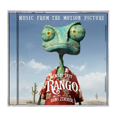 anti-records - Rango - The Motion Picture Soundtrack - CD