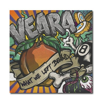 Veara - What  We Left Behind - CD