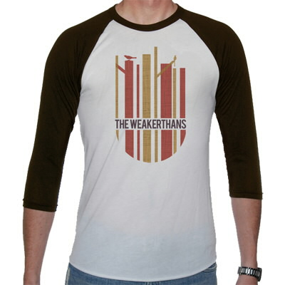 john-k-samson - Shield Baseball Tee