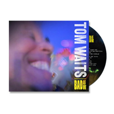 anti-records - Bad As Me CD