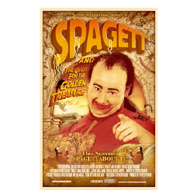 "tim-and-eric - Spagett 24""x36"" Poster"
