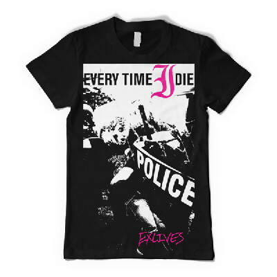 Every Time I Die - Every Time I Die Riot T-Shirt