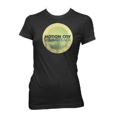 Motion City Soundtrack - Circle Album Logo Womens