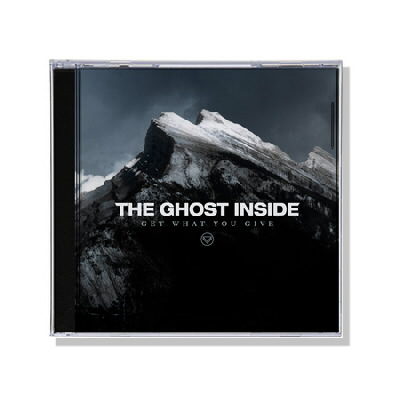 The Ghost Inside - Get What You Give - CD