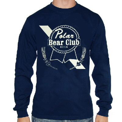 Polar Bear Club - Polar Bear Club Crewneck Sweater - Blue