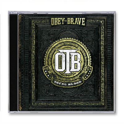 Obey The Brave - Young Blood CD