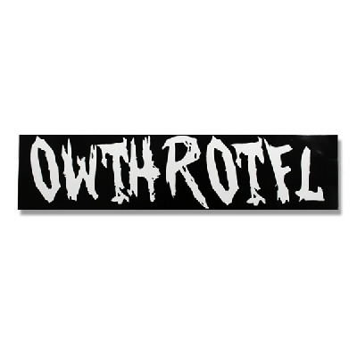 Off With Their Heads - OWTHROTFL Sticker