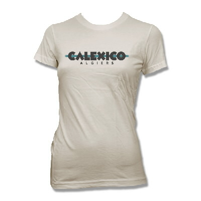 anti-records - Womens Calexico - Album Tee