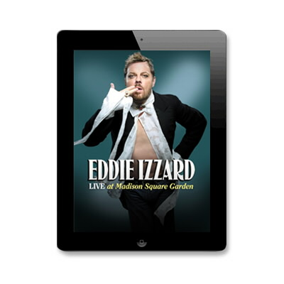 Eddie Izzard - Live at Madison Square Garden Video DL - 480P Down
