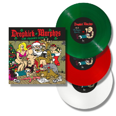 "dropkick-murphys - The Season's Upon Us Limited 7"" EP"