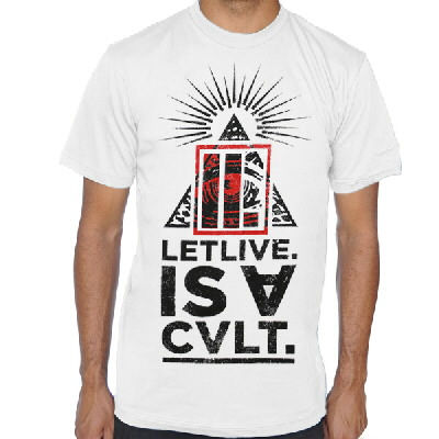 Letlive - Letlive Is A Cult Tee
