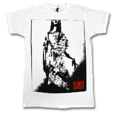 Converge - Bewitched T-Shirt (White)