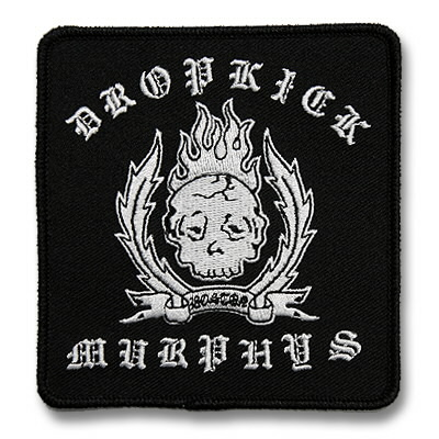 Dropkick Murphys - Do Or Die Patch