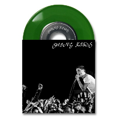 "Swing Kids - Swing Kids Situations On Mars - 7"" Single (Green)"