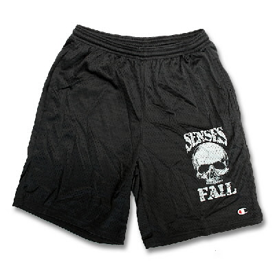 senses-fail - Champion Skull Shorts