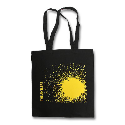 the-antlers - Burst Apart Tote Bag
