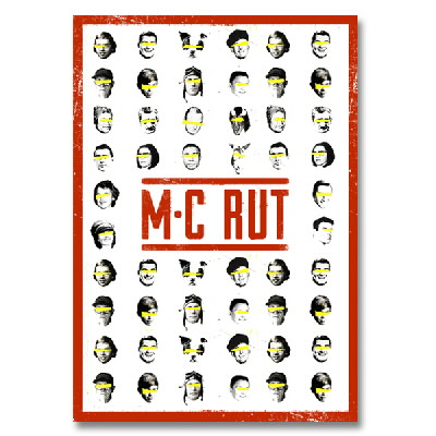 middle-class-rut - Signed Pick Up Your Head Print