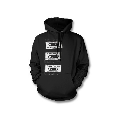 three-one-g - Cassette Logo Pullover Sweater (Black)