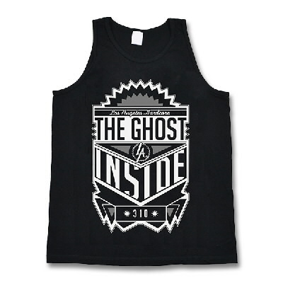 The Ghost Inside - 310 Kings Tank (Black)