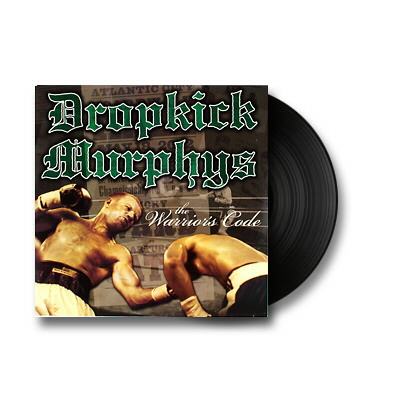 Dropkick Murphys - The Warriors Code LP