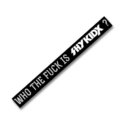 Epitaph Records - Who Is Shy Kidx? - Wristband - Wristband