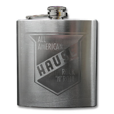 dave-hause - All American Flask