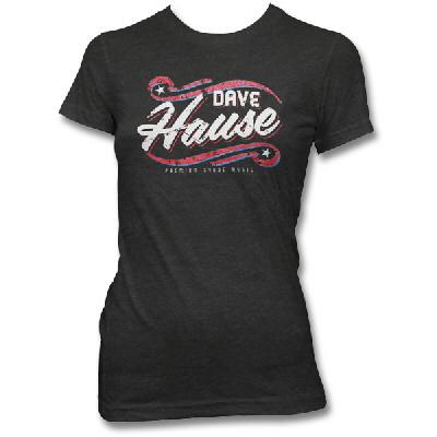 dave-hause - Women's Script Tee