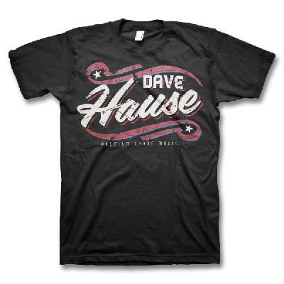 dave-hause - Dave Hause Script Tee