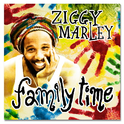 Ziggy Marley - Family Time CD