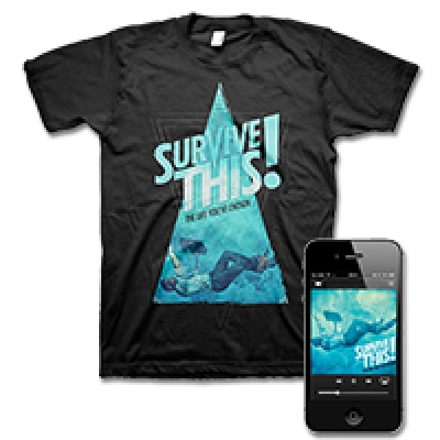 Survive This - The Life You've Chosen Digital Album & Tee