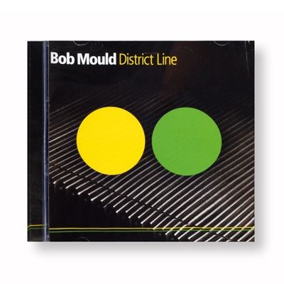 anti-records - District Line - CD