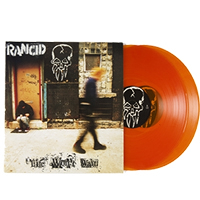 rancid - Life Won't Wait - 2xLP